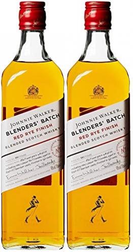 2 Flaschen Johnnie Walker Blenders Batch Rye Finish a 0,7l 40% vol. - 1