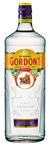2 x Gordon's Gin 37,5% 1l Flasche - 1