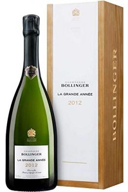 2012er Champagne Bollinger La Grande Année - 1