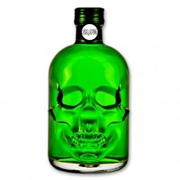 """Absinthe""""Amnesie"""" - 69,9% - 0,5 l - Absinthe - Totenkopfflasche - Wermut - Thujon - Totenkopf/Skull - Flasche - Erhöhter Thujongehalt - 1"""