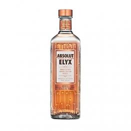 Absolut Elyx – Per Hand destillierter Luxus Wodka aus Schweden – Premiumwodka in edler Flasche – 1 x 0,7 L - 1