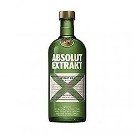 ABSOLUT EXTRAKT – Schwedischer Vodka – Edler Kräuterschnaps für unvergessliche Shot Erlebnisse – 1 x 0,7L - 1