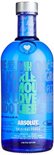Absolut Vodka LOVE Limited Edition Wodka (1 x 0.7 l) - 1