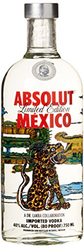 Absolut Vodka Mexico Limited Edition (1 x 0.7 l) - 1