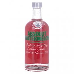 Absolut WATERMELON Flavored Vodka 38% Volume 0,7l Wodka - 1