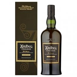 Ardbeg Uigeadail Single Malt Whisky 70 cl - 1
