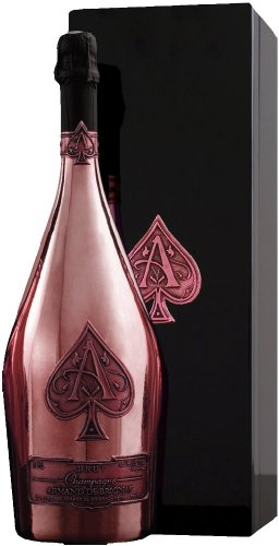 Armand de Brignac Brut Rosé Magnum Champagner mit edler Box (1 x 1.5 l) - 1