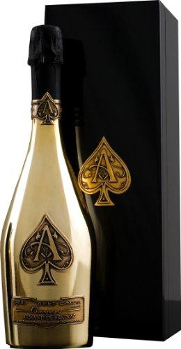 Armand de Brignac Champagner Brut Gold 12,5% 1,5l Magnum Flasche - 1