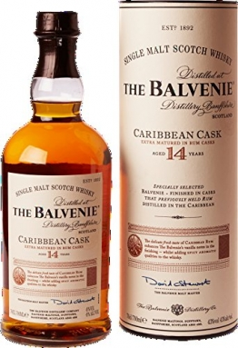 Balvenie 14 Caribbean Cask - 1
