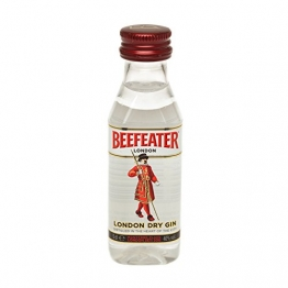 Beefeater Pack 12 Mini-Flasche Gin 50ml - 1