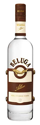 Beluga Allure Noble Russian Wodka mit Leder (1 x 0.7 l) - 1