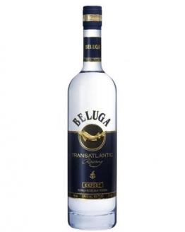 """Beluga Transatlantic"" Russische Föderationn Vodka 40% vol, 1 KARTON: 6 Flaschen je 0,7L - 1"