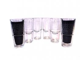 Belvedere 6 Vodka Wodka Longdrink Gläser Glas - 1