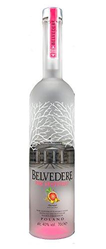 Belvedere Pink Grapefruit | Sammlerstück | Polnischer Wodka | 40%, 0,7 Liter - 1