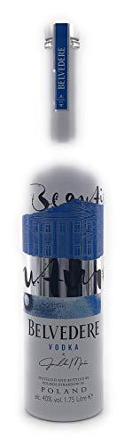 Belvedere Vodka Limited Edition by Monae 1,75l 40% Vol Flasche - 1