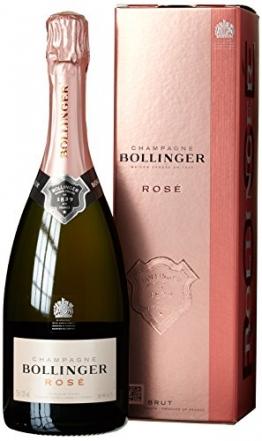 Bollinger Brut Rose in Geschenkverpackung (1 x 0.75 l) - 1