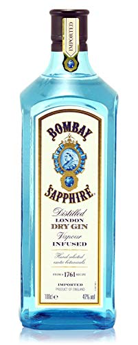 Bombay Sapphire 47% Dry Gin - 1