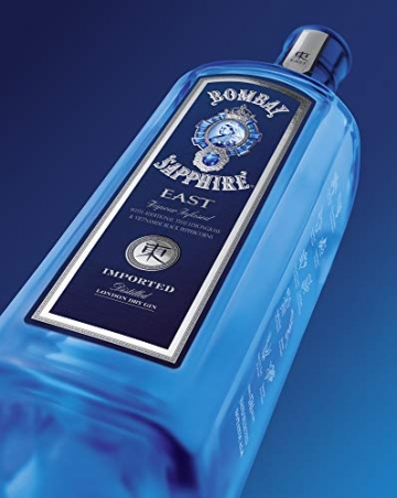 Bombay Sapphire East Dry Gin (1 x 0.7 l) - 3