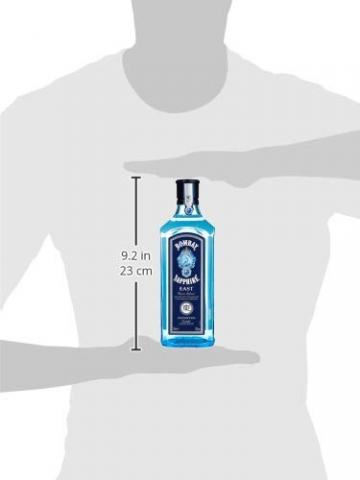 Bombay Sapphire East Dry Gin (1 x 0.7 l) - 4