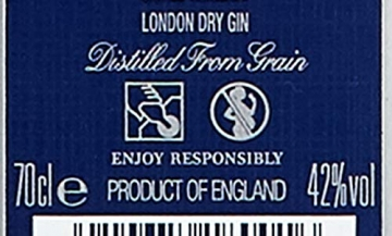 Bombay Sapphire East Dry Gin (1 x 0.7 l) - 5