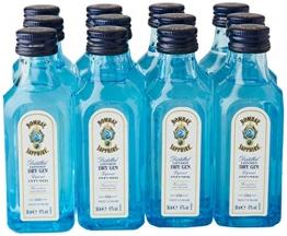 Bombay SAPPHIRE London Dry Gin 40% Vol. 0,05 l - 1