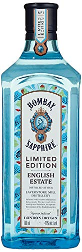 Bombay SAPPHIRE London Dry Gin English Estate Limited Edition Gin (1 x 0.7 l) - 1