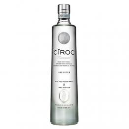 C & icirc; roc Coconut Aromatisierte Vodka 70cl Pack (70cl) - 1