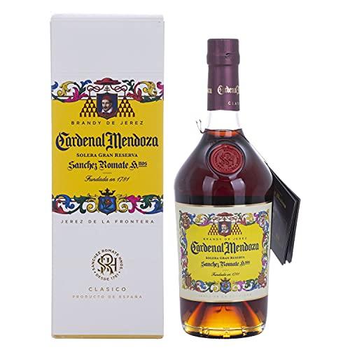 Cardenal Mendoza Brandy de Jerez 40%, Volume – 0.7 l in Geschenkbox -