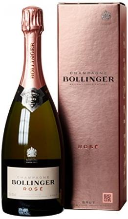 Champagne Bollinger Rose Pinot Noir Brut (1 x 0.75 l) - 1