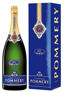 Champagne Pommery Brut Royal Magnum mit Geschenkverpackung (1 x 1,5 l) - 1