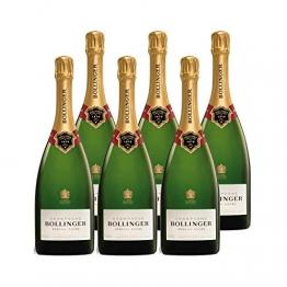 Champagne Special Cuvée - Bollinger - Rebsorte Pinot Noir, Chardonnay, Pinot Meunier - 6x75cl - Médaille d'Argent Decanter - 1