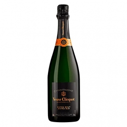 Champagner Veuve Clicquot Extra Brut Extra Old in Geschenkpackung - 1