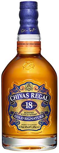 Chivas Regal 18 Jahre Geschenkset mit 2 Tumblern 0,7 Liter 40% Vol. - 2