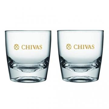 Chivas Regal 18 Jahre Geschenkset mit 2 Tumblern 0,7 Liter 40% Vol. - 3