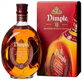 Dimple 15 Jahre, Blended Scotch Whisky (1 x 1l) - 1