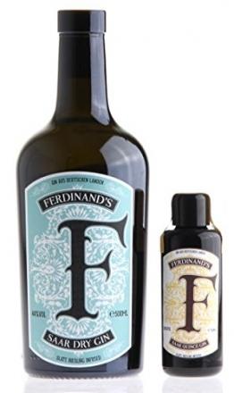 FERDINAND'S Gin Probierset - 1