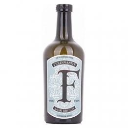 Ferdinand's Saar Dry Gin 44,00% 0,50 Liter - 1