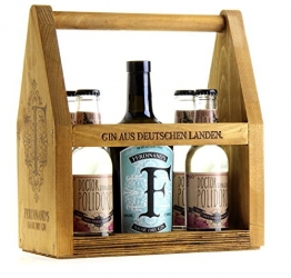FERDINAND'S Saar Dry Gin WERKZEUGKISTE - 1