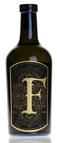Ferdinand'S Saar Dry GOLDCAP Gin (1 x 0.5 l) - 1