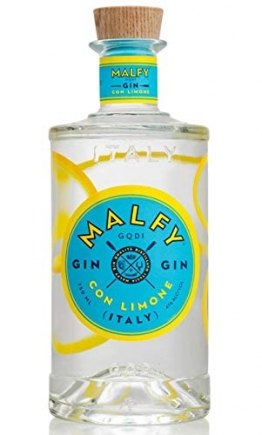 GIN WITH LEMON 70 CL - 1