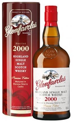 Glenfarclas 2000 in Geschenkpackung Single Malt Whisky (1 x 0.7 l) - 1