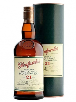 Glenfarclas 21 Jahre 43.0% 0,7l - 1