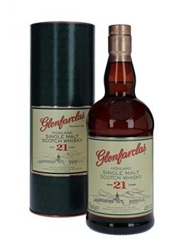 Glenfarclas 21 Jahre Highland Single Malt Scotch Whisky - 1