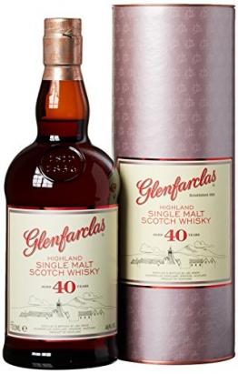 Glenfarclas 40 Years Old mit Geschenkverpackung (1 x 0.7 l) - 1