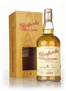 Glenfarclas Family Cask 1980 Nr. 1414 Single Malt Scotch Whisky (1 x 0.70 l) - 1