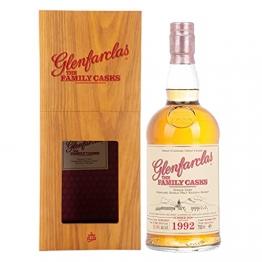Glenfarclas THE FAMILY CASKS Single Cask SUMMER 2020 Sherry Butt 1992 55,9% Volume 0,7l in Holzkiste Whisky - 1