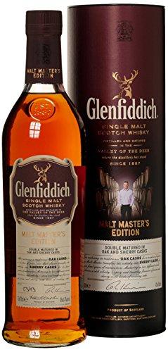 Glenfiddich 12 Jahre Malt Master's Edition mit Geschenkverpackung (1 x 0.7 l) - 1