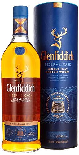 Glenfiddich Cask Collection Reserve Cask mit Geschenkverpackung Whisky (1 x 1 l) - 1
