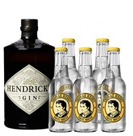 Hendrick´s Gin (1 x 0.7 l) + Thomas Henry Tonic (5 x 0.2 l) - 1