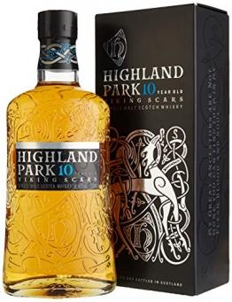 Highland Park 10 Years Old mit Geschenkverpackung Whisky (1 x 0.7 l) - 1